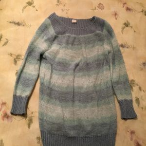 POETRY 3/4 sleeve sweater